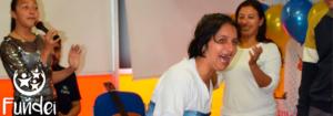 Diana Almanza, una sonrisa llena de amor