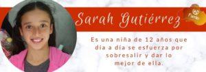 Sarah Gutierrez