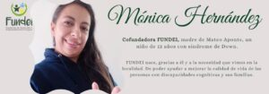 Podcast voluntarios/ Monica Hernández