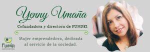 Nuestra directora: Yenny Umaña